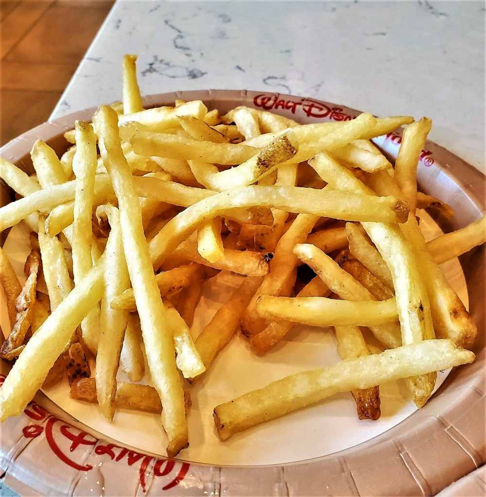 fries from gasparilla's