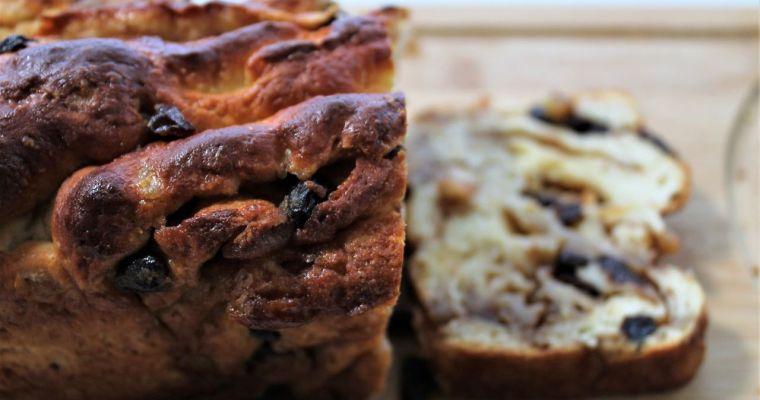 Gluten Free Panettone Babka (Panebabka)