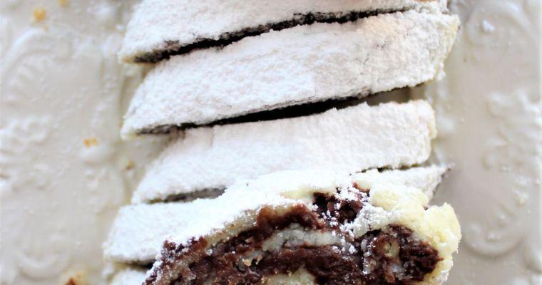 Gluten Free Fudge Ribbon Cookies