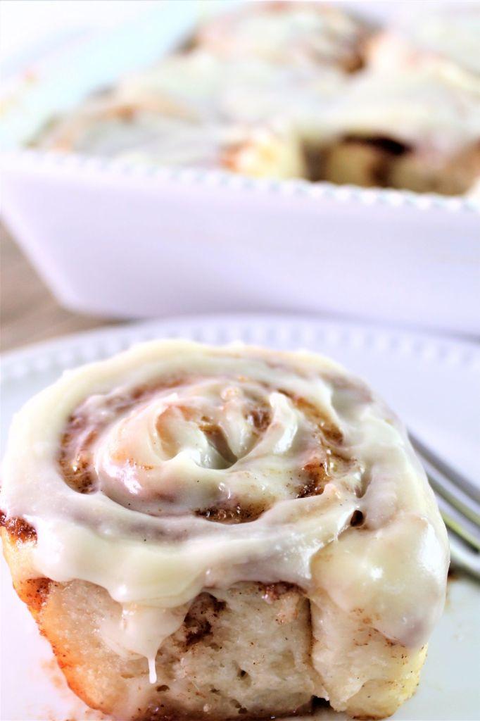 top 20 recipes of 2020--gluten free cinnamon rolls