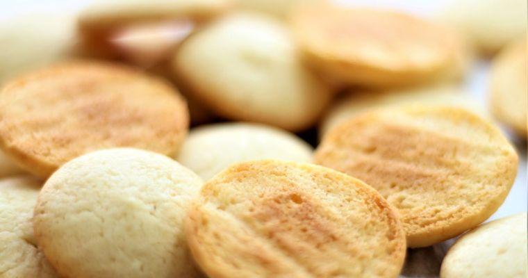 Homemade Gluten Free Vanilla Wafers