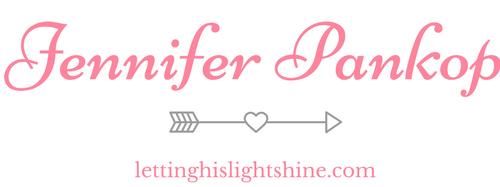 Letting His Light Shine