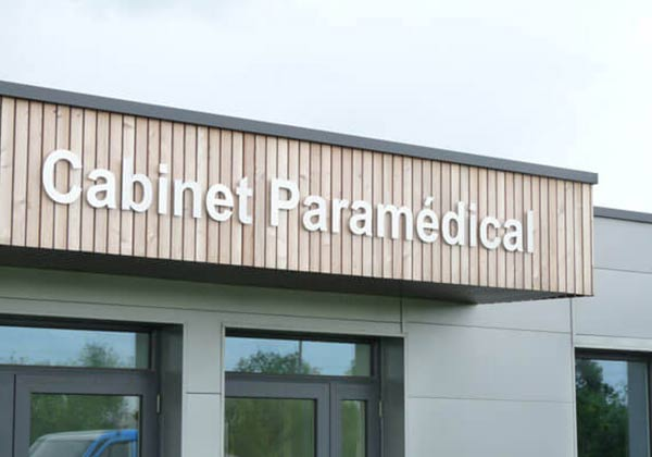 Cabinet paramédical
