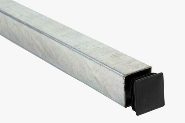 Tube acier galvanise