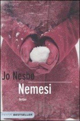 La cover di Nemesi, il libro di Jo Nesbo