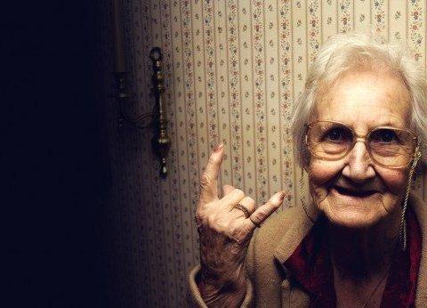 Non si invecchia mai davvero, bisogna però conservare il proprio spirito giovane
