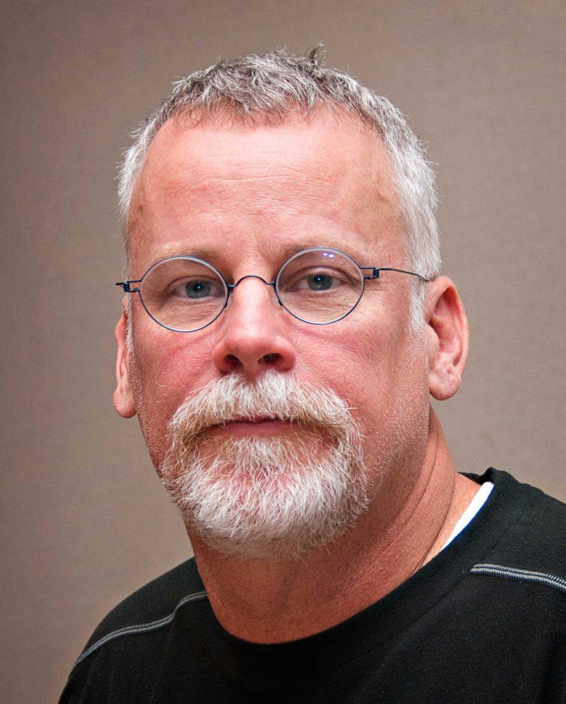 """Michael Connelly, autore di thriller e in particolare della serie dedicata al """"Poeta"""""""