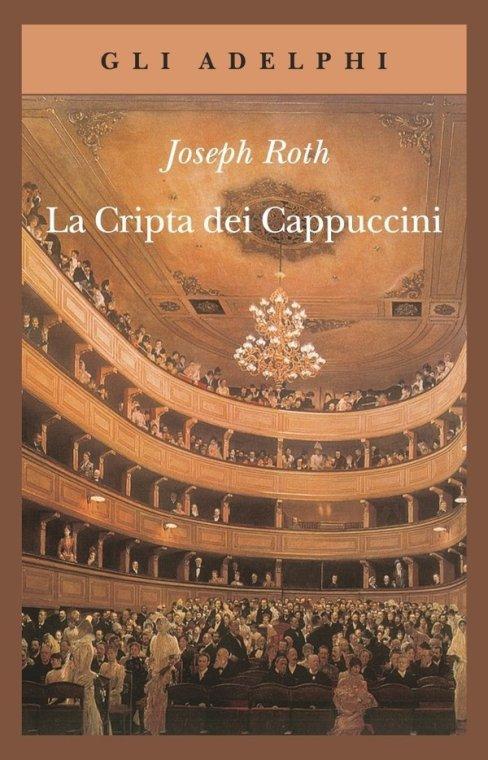 La cover di una delle più belle edizioni de La cripta dei Cappuccini