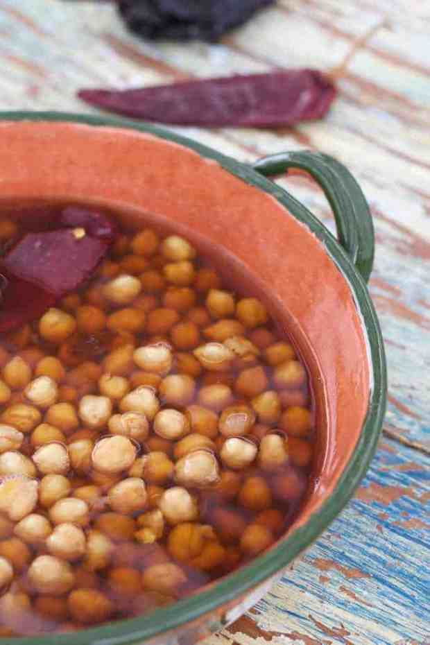 How to Cook Garbanzo Beans in a Pressure Cooker   Letty's Kitchen