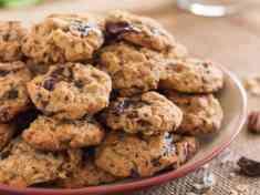 Gluten Free Cowboy Cookies