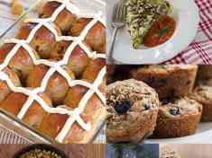 Vegetarian Spring Brunch Recipes