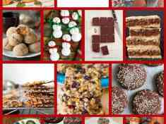 A Baker's Dozen Healthy Holiday Cookies