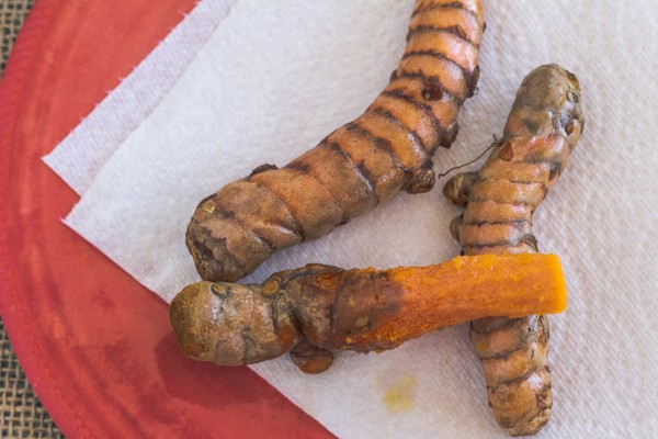 turmeric for Healthy Tangerine Julius Smoothie | Letty's Kitchen