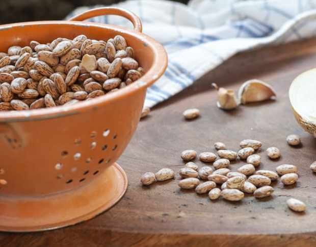 dried pinto beans for How to Cook Pinto Beans in a Pressure Cooker