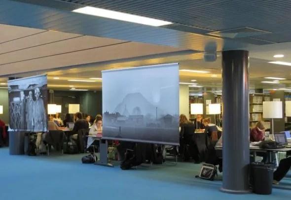 Bibliothèque Saint-Serge de l'université d'Angers