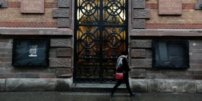 La maison des Compagnons du Devoir de Strasbourg est une ancienne caserne.