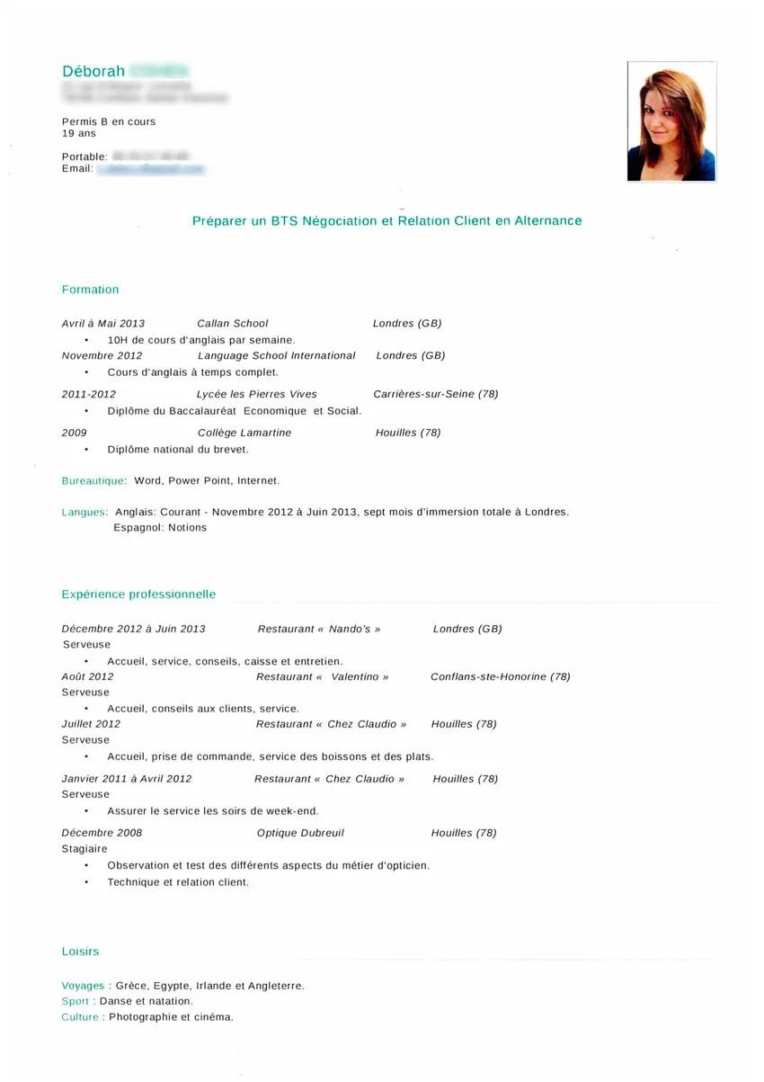 Contrat D Apprentissage Les Conseils D Un Recruteur Pour Reussir Cv Lettre Et Entretien L Etudiant