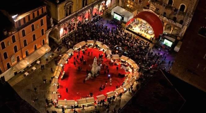 Festeggia l'amore in Italia