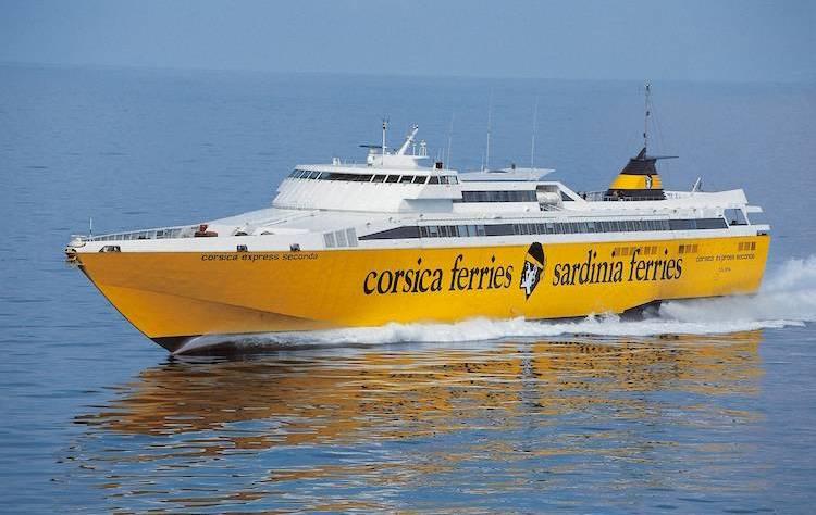 Elba Corsica Ferries