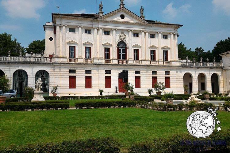 Cosa vedere marca trevigiana: Villa Marcello