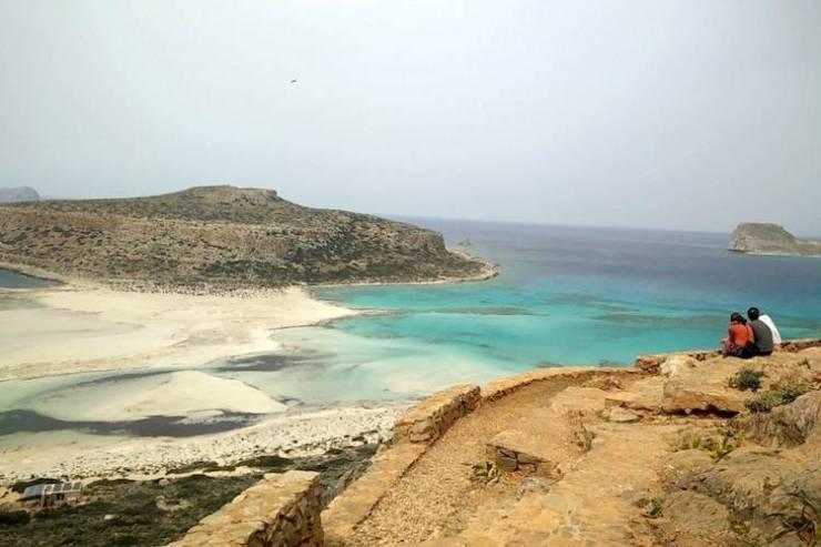 4 mete consigliate per viaggi da soli: Creta