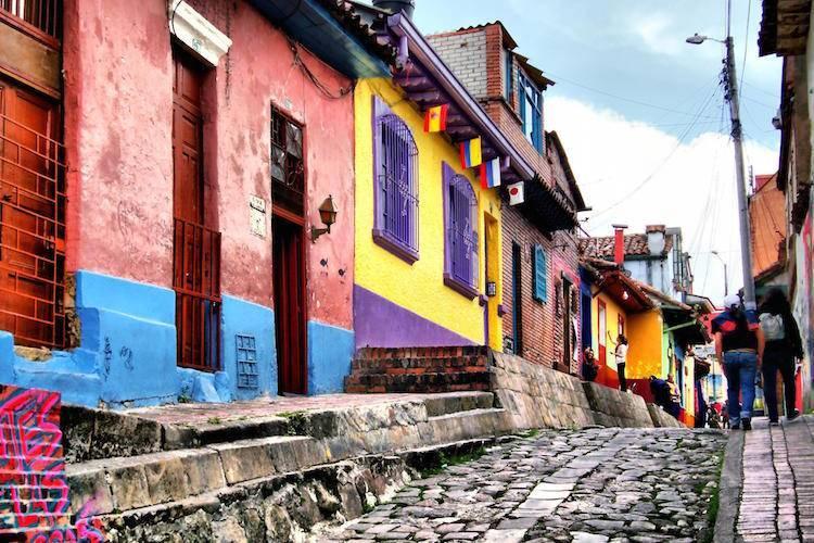 Bogotà La Calendaria