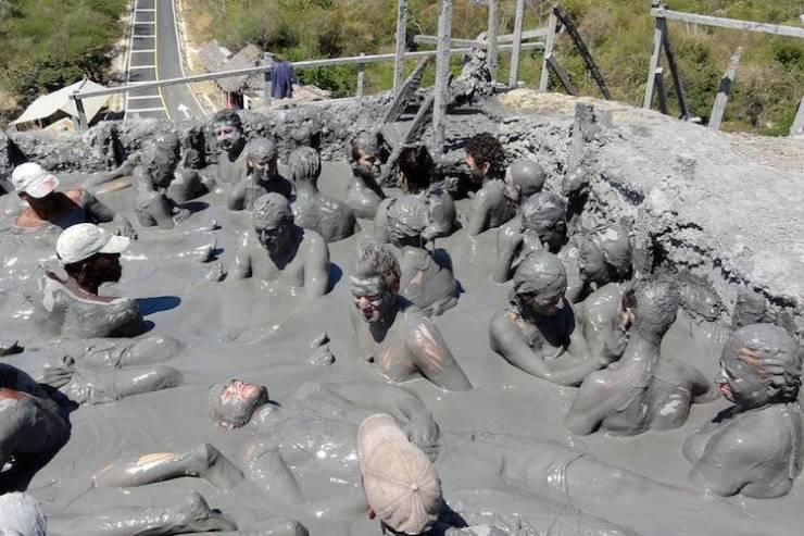 Vulcano El Totumo - Colombia