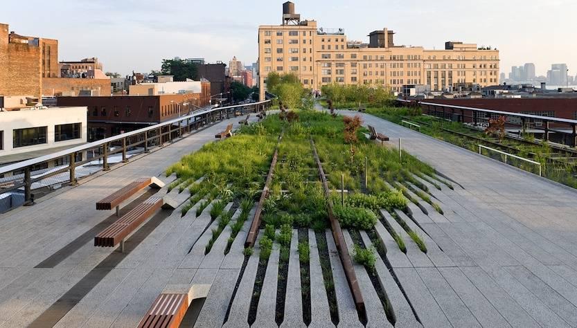 Luoghi non turistici New York: High Line