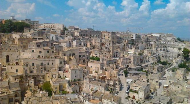 Alla scoperta di Matera, la città dei sassi