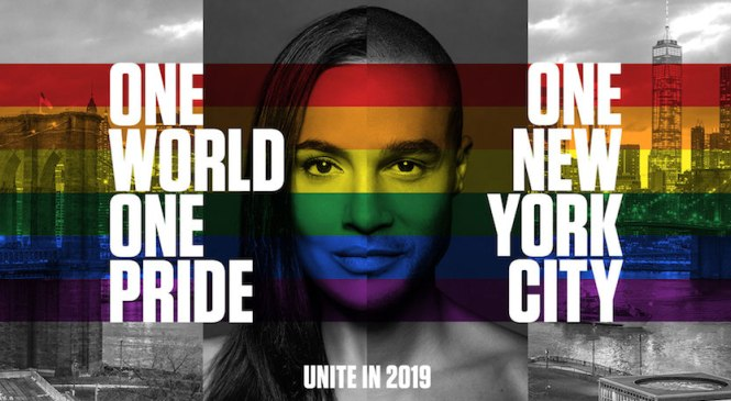 One World, One Pride, One New York City