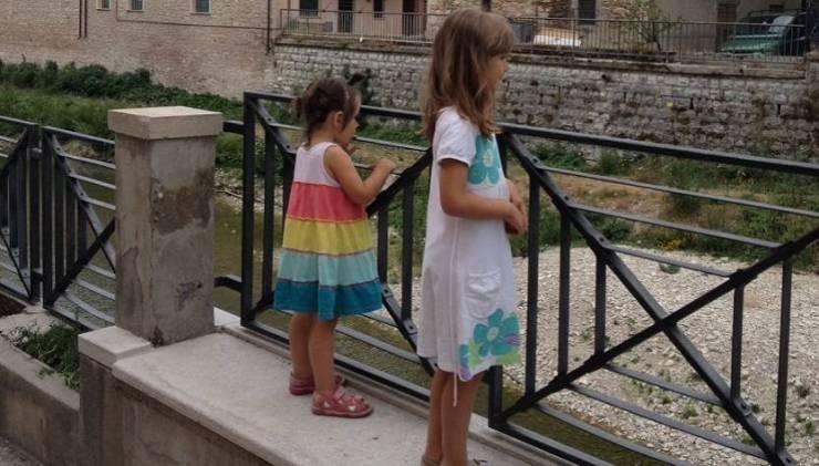 andare con i bambini nelle marche