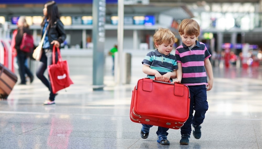 Quali sono i documenti di viaggio per i minorenni?