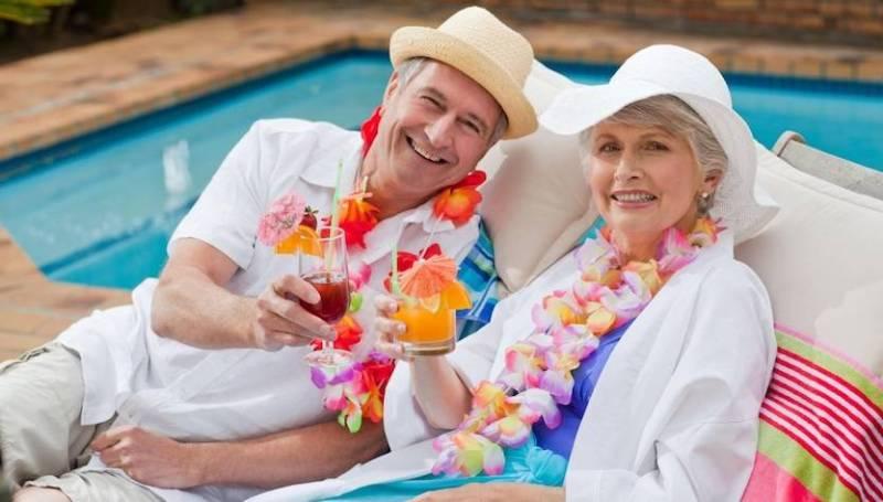 Nonni in vacanza