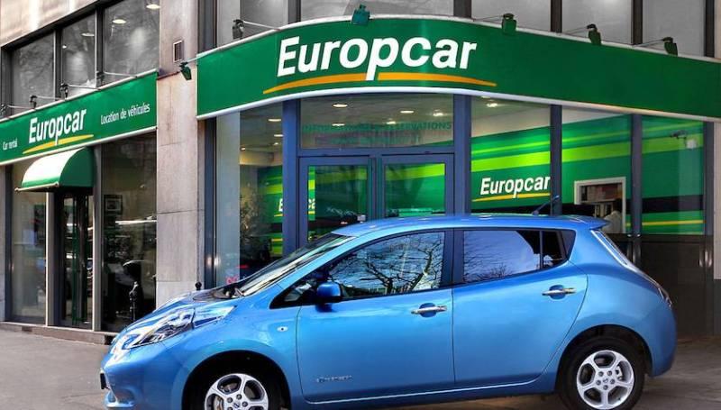 Europcar noleggio auto