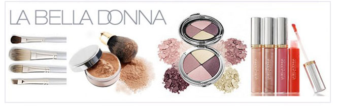 La Bella Donna mineral make up Amstelveen