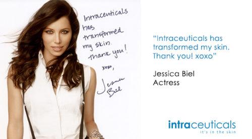 Intraceuticals Jessica Biel Amstelveen