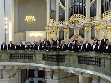 Concertreis Dresden