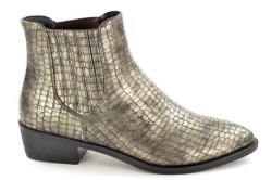 Fabs Chelsea Boots Pewter
