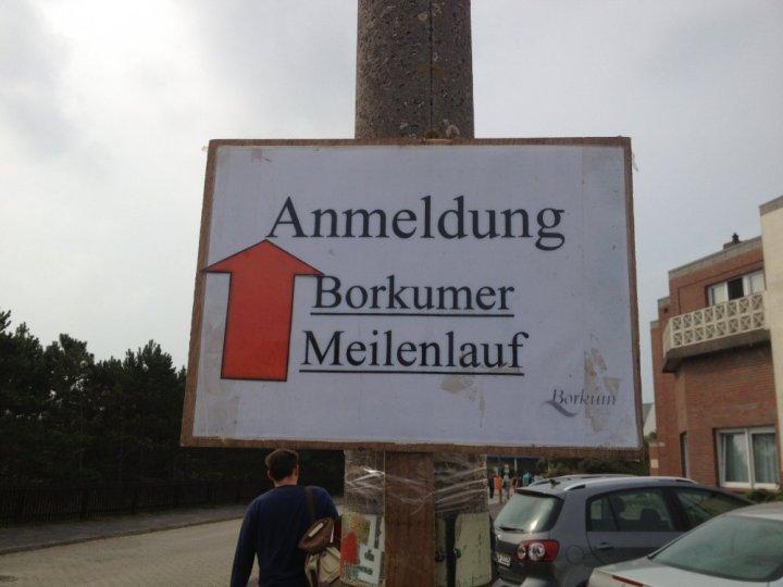 Op naar de inschrijving in het Kulturinsel.
