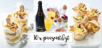 Festive tips for the Easter breakfast + 10 Easter recipes