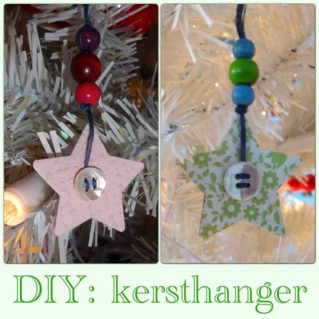 Kerstversiering DIY: kindvriendelijke kersthangers om zelf te maken