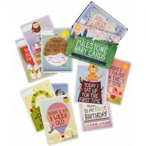 milestone babycards De leukste kraamcadeaus voor de geboorte van een baby