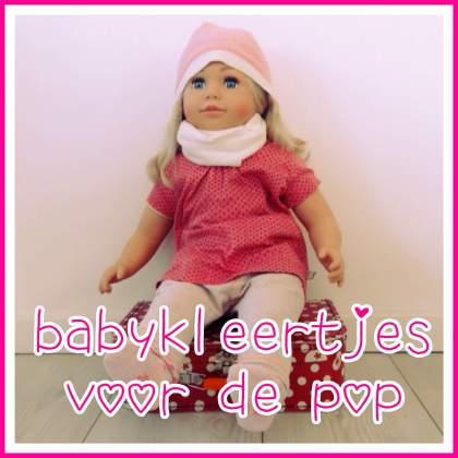 verjaardag cadeau ideeën voor een kleuter - Bewaar de kleinste babykleertjes voor de pop van je kind!