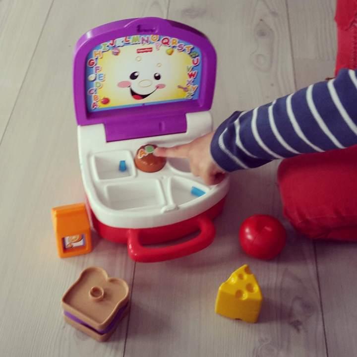 Doen alsof: samen lunchen met je eigen speelgoed broodtrommel