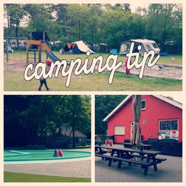 Camping tip: De Zeven Linden & Bosbad de Vuursche