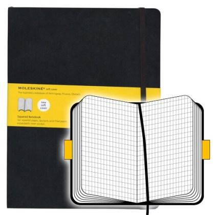 Cadeautips: notitieboekje Moleskine