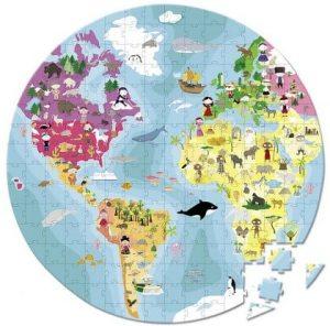 De allerleukste atlassen, muurkaarten en wereldbollen voor kids