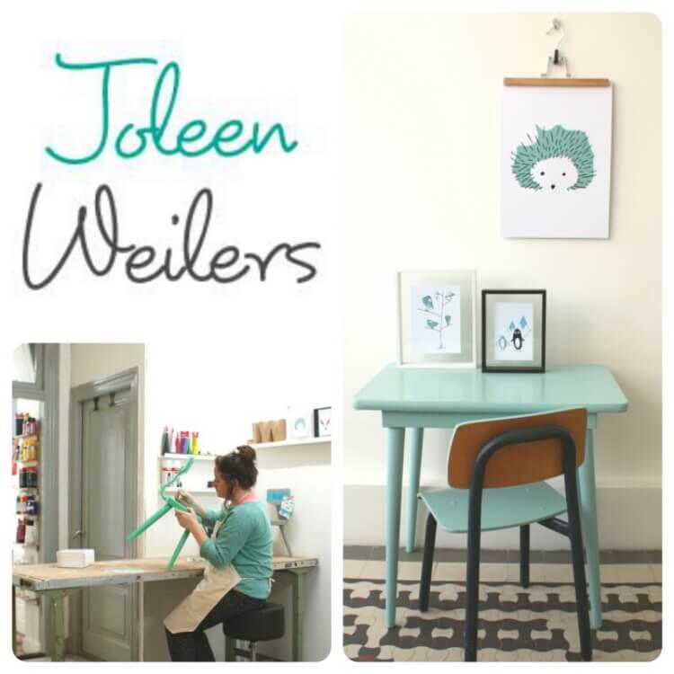 Kleine webwinkel in de spotlight: gepersonaliseerde kinderspullen van Joleen Weilers