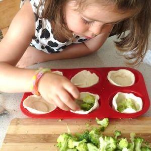 Picknicken met kinderen lekkere recepten - hartige taartjes