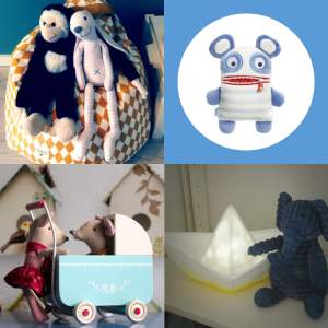 Leukste kraamcadeau: 101 cadeau ideeën voor de geboorte van een baby - knuffels